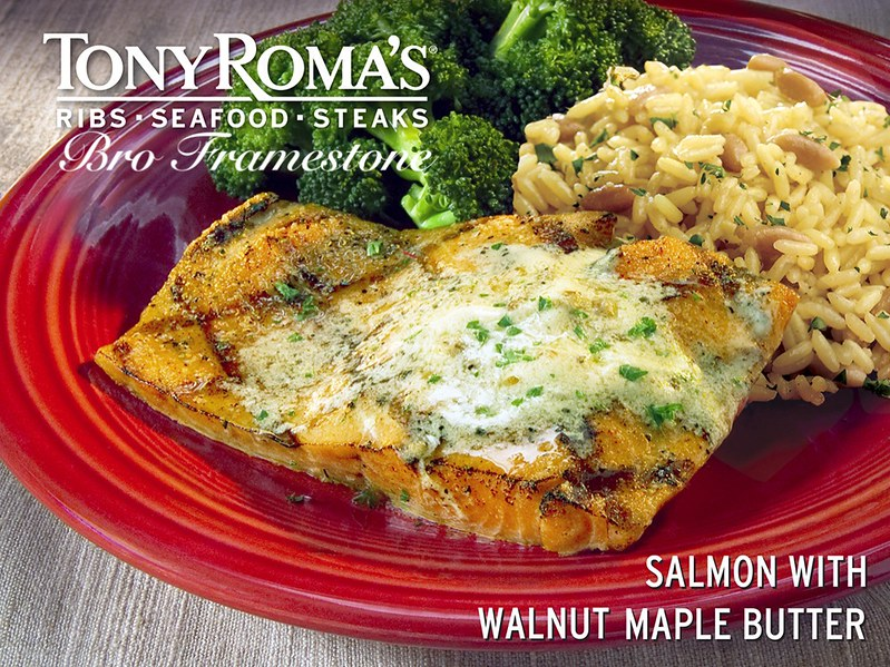 Tony Romas Fisherman Wharf - Oh My Fish