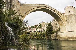Stari Most in Mostar (Alte Brücke)