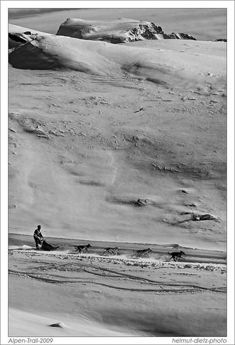 Alpen-Trail 2009, Lü, Val Müstair, CH