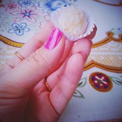 Preguicinha básica depois de comer muuuito na festa de aniversário da prima. #100happydays #day54