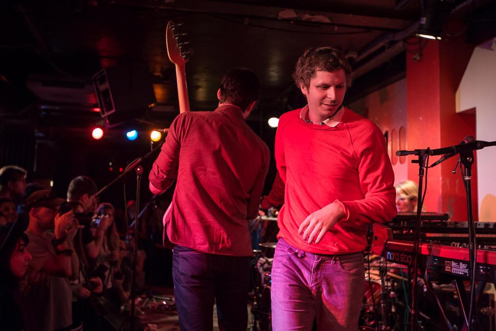 Alden Penner & Michael Cera @ 100 Club 23/06/15