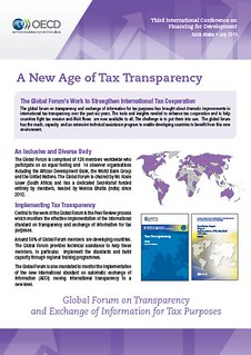 A New Age of Tax Transparency
