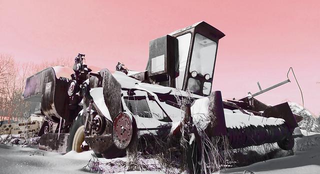 #Rusty Combine, Panasonic DMC-ZS45