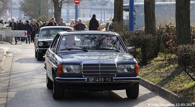Mercedes W123 230C 1980