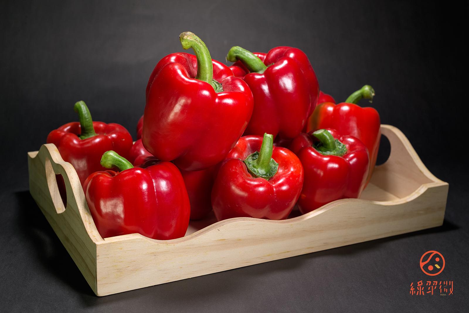 紅甜椒 (2)