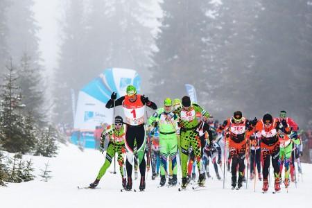 ČT Šumavský skimaraton, druhý největší a nejoblíbenější závod vČesku již o víkendu na Kvildě!