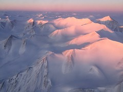 NASA's Aerial Survey of Polar Ice Expands Its Arctic Reach