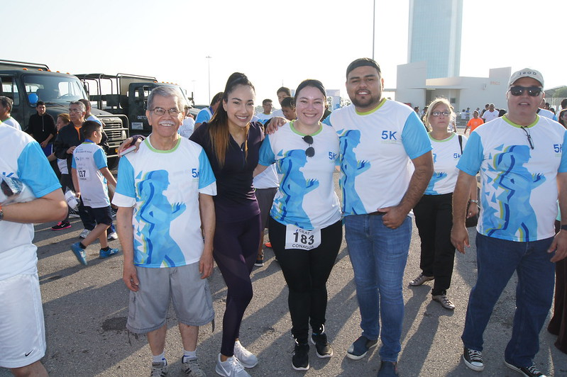 Carrera 5K Día Mundial del Agua 2017