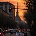 Mole al tramonto by davide.soffietti