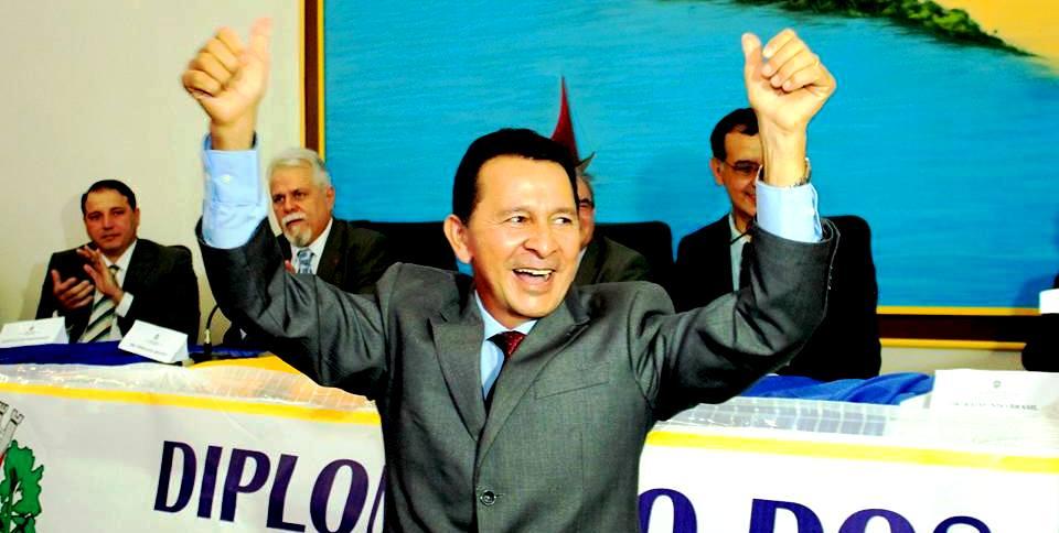 Vice de Nélio renunciará o cargo só depois da posse; vai assumir vaga do PL na Alepa