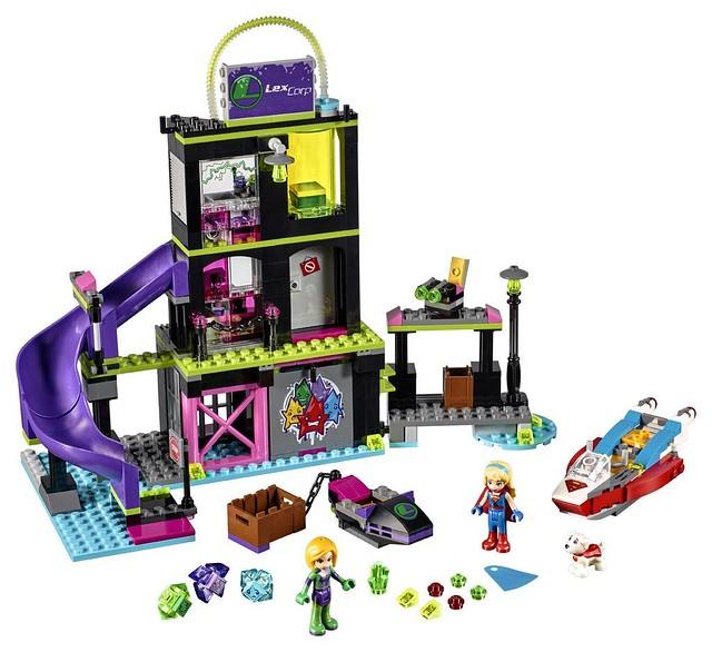 41238 Lena Luthor Kryptomite Factory 2