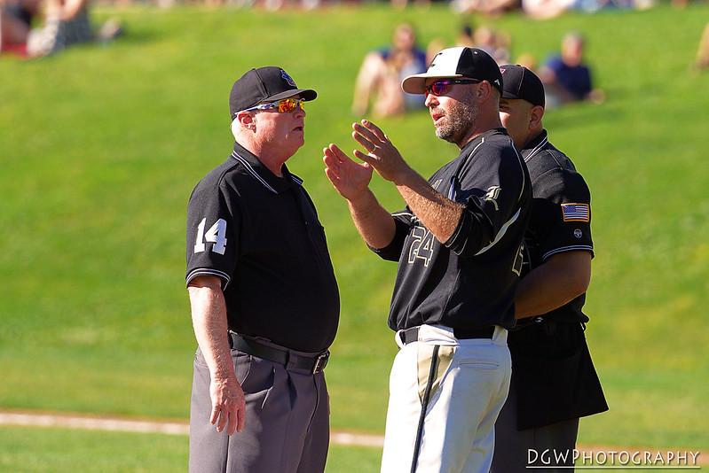 Jonathan Law vs. Darien High CIAC Class L Baseball Quarter Finals