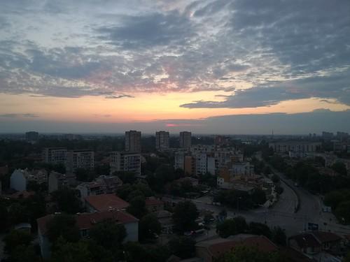 city sky nature sunrise photography bulgaria plovdiv българия изгрев пловдив plovediv