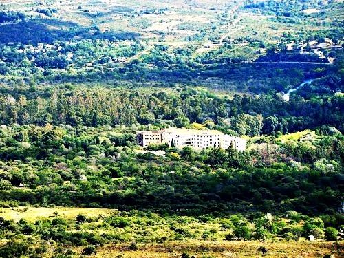 Hospital Colonia.