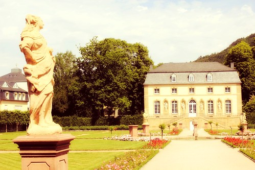 Orangerie of Echternach Abbey