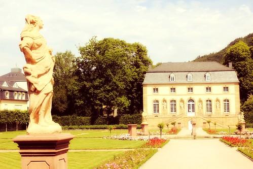 Orangerie of Echternach Abbey
