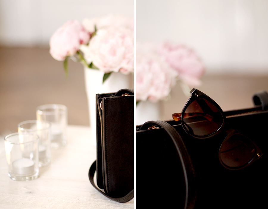 Céline lookalikes DIY handbag sunglasses TOMS style polarized sunies home decor interiror simple clean white chic CATS & DOGS fashion lifestyle blog Berlin Ricarda Schernus 4