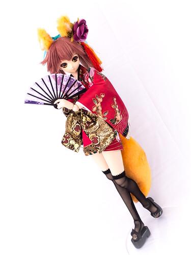 Tama-chan_Short_Kimono_11