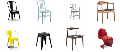 Dining Chairs Singapore