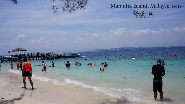 Mamutik Island 05