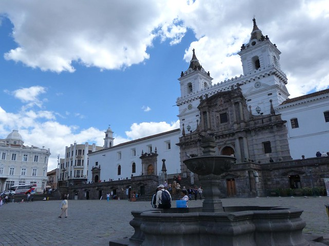 Plaza de San Francisco (Quito, Ecuador)