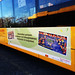 Systemtext dekorerar Skånetrafikens Regionbussar till Eurovision Song Contest 2014