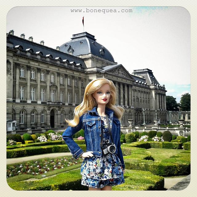 Palais Royal. Bruselas.