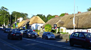 Thatched buildings Adare