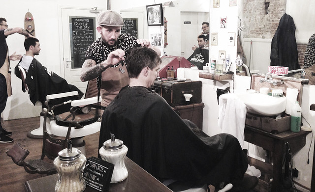 Cut Throat Barber & Coffee
