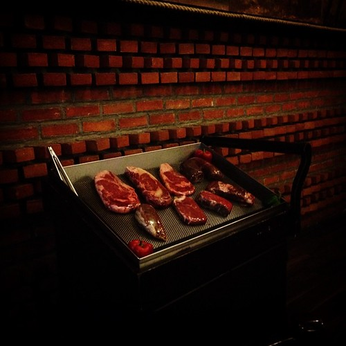 Cortés de carne