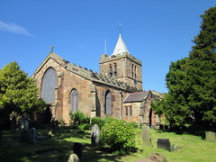 St Deiniol's Church, Hawarden