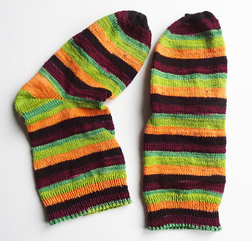 Desert Visa Socks 03