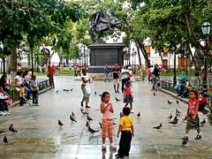 Plaza Bolívar / Caracas / Venezuela