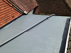 IMG_0033Polyroof GRP Flat roof Covering