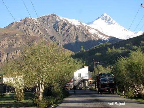 Tiger Hill , Leh-Srinagar highway
