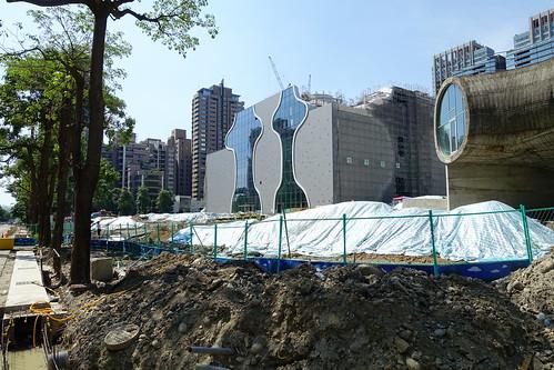 Taichung Metropolitan Opera House 台中大都會歌劇院