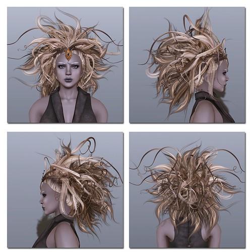 No Scare Hair