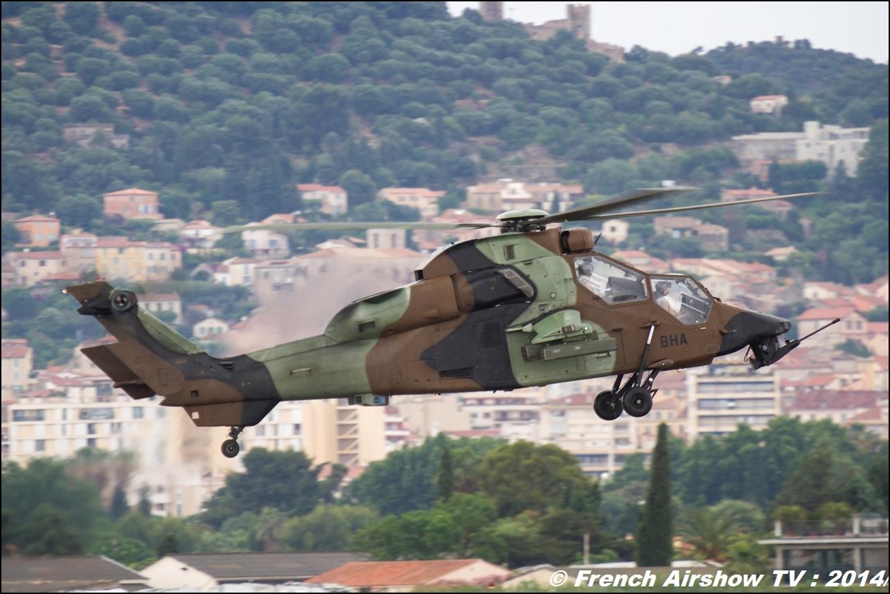 EC-665 Tigre ALAT JPO BAN Hyères 2014