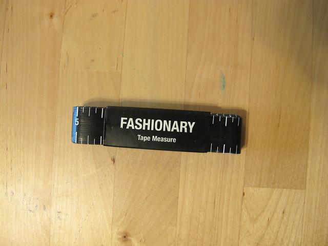 Fashionary Tape