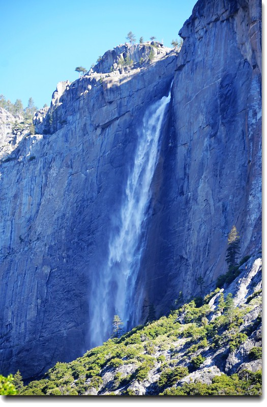 Yosemite Falls from Yosemite Village 2