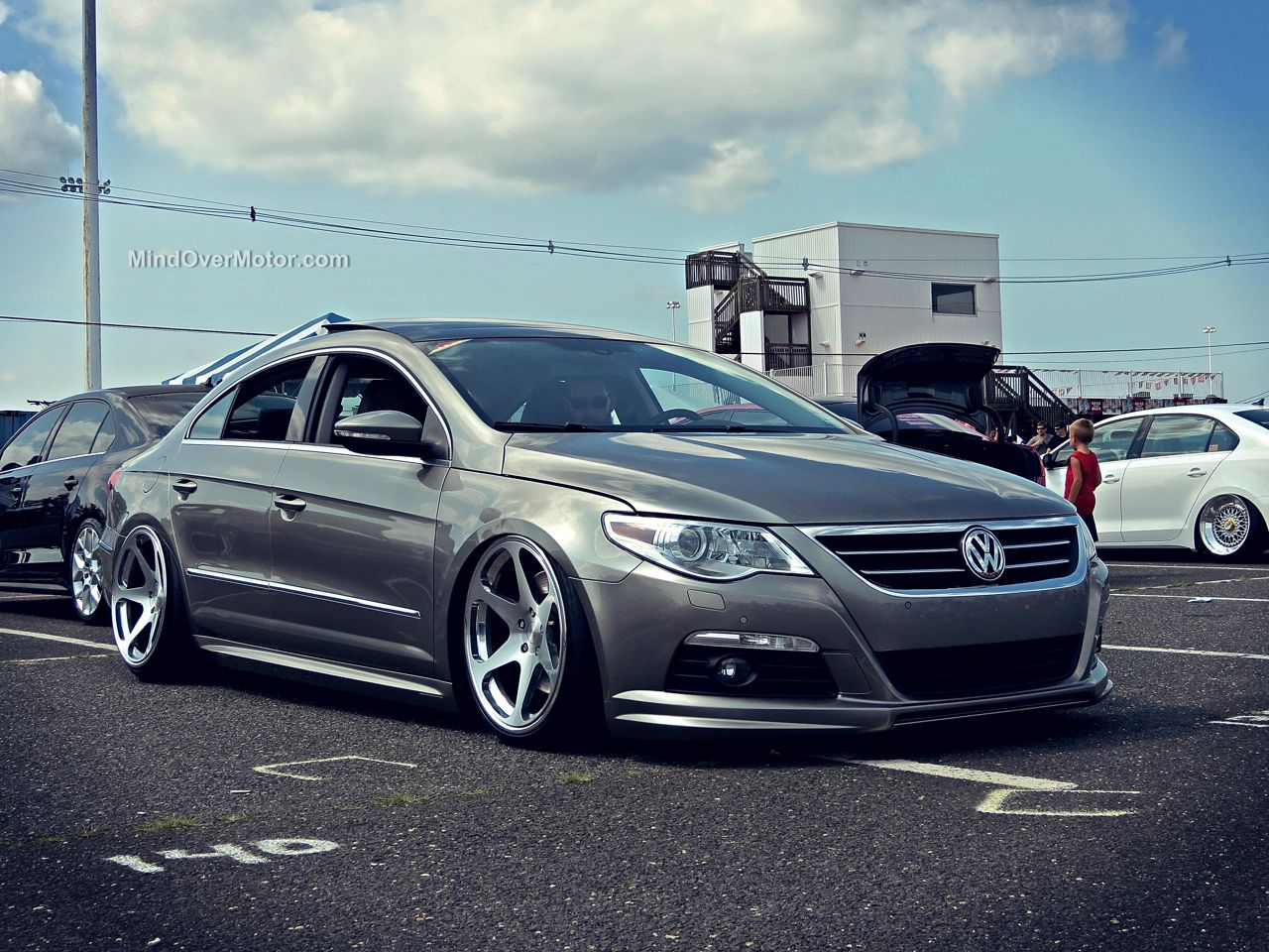 Waterfest 20 Slammed VW CC