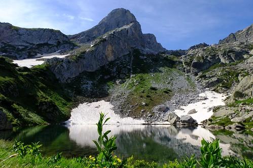 Laghi delle Alpi Marittime: sedici splendide escursioni