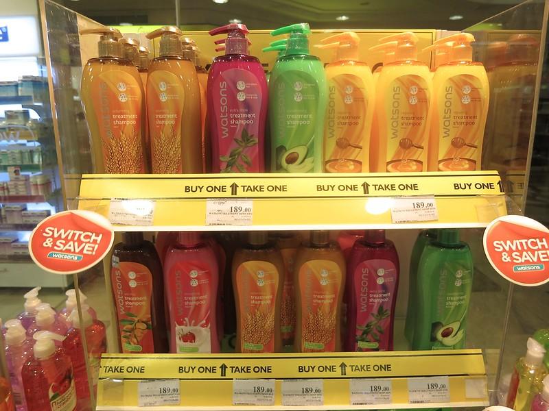 shampoo treatment