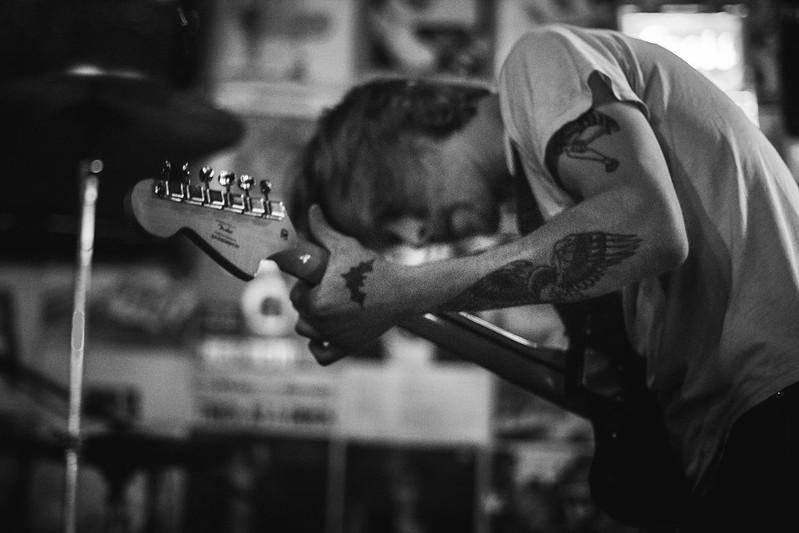Ghost Foot @ O'Leaver's   6.27.14