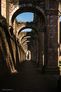Fountains Abbey - in Explore!