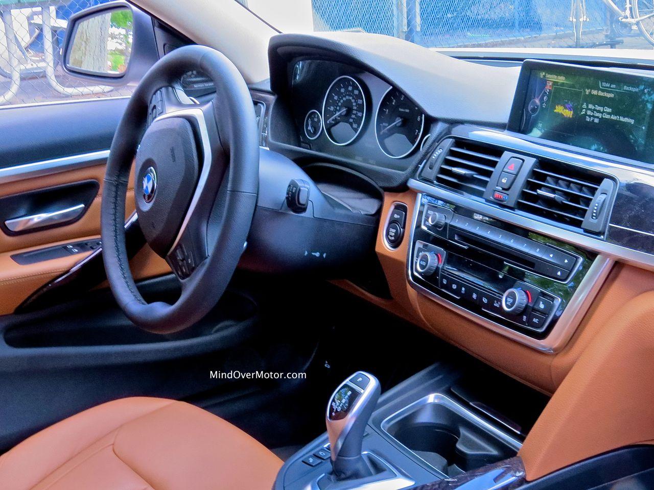 BMW 428i Interior