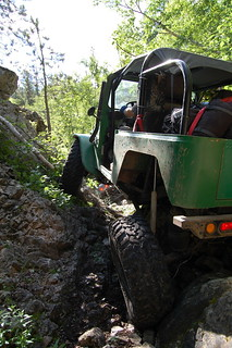 Land Cruiser Crawling - BHCC