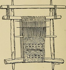 """Image from page 177 of """"Yarn and cloth making; an economic study; a college and normal schools text preliminary to fabric study, and a reference for teachers of industrial history and art in secondary and elementary schools"""" (1918)"""