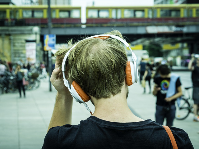 Marshall Mobile Homes >> Man with Headphones | Flickr - Photo Sharing!