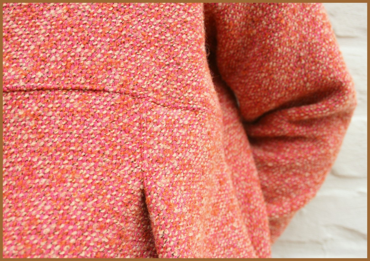 Maëlle (detail pleat)